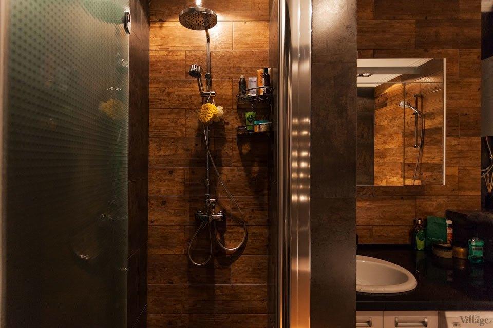 Студия в стиле «лофт» в сталинском доме. Изображение № 20.