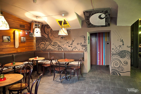 Новое место (Петербург): 360 Riders Bar. Изображение № 2.