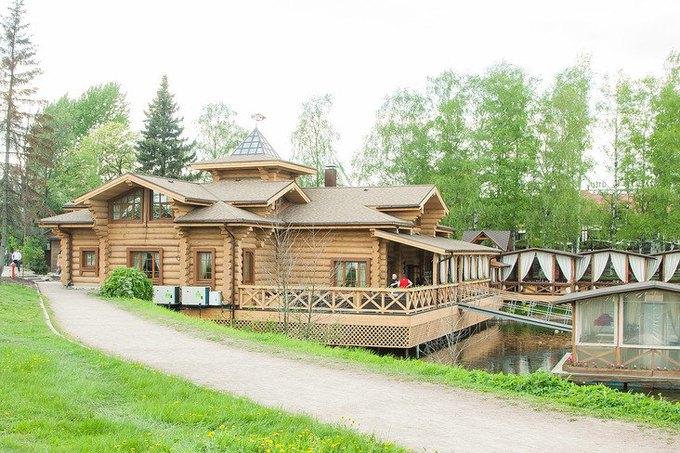 НаКрестовском острове перезапустили ресторан «Русская рыбалка» . Изображение № 1.