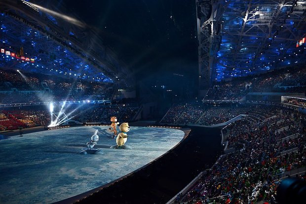 Куда люди смотрят: Что внутри Олимпийских стадионов. Изображение № 5.