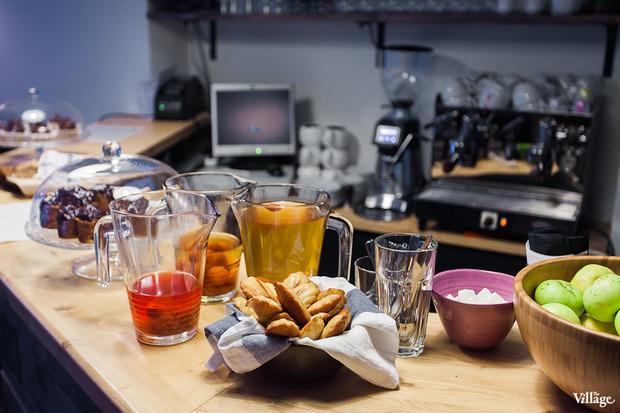 Новое место (Петербург): Кафе Mitte. Изображение № 6.
