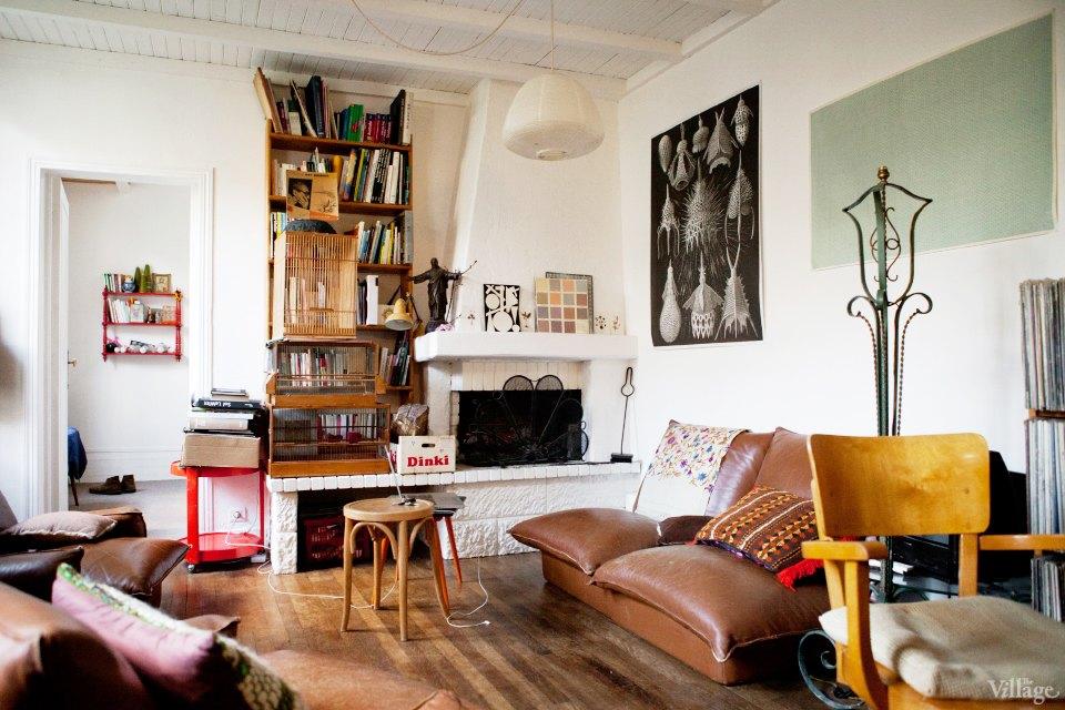 Квартиры мира (Париж): Дом в районе Монтрёй. Изображение №10.