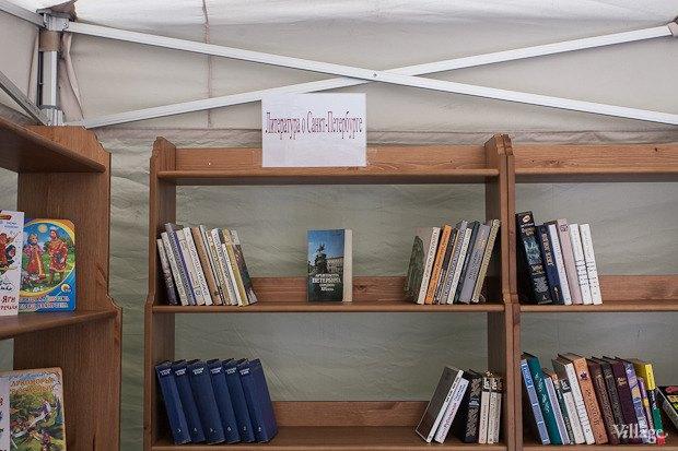 В ЦПКиО снова откроется летний читальный зал. Изображение № 4.