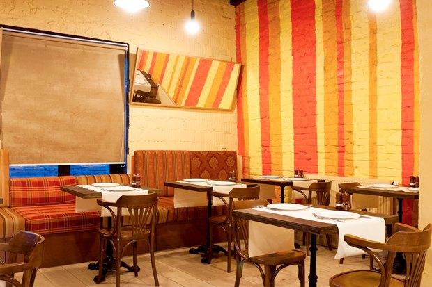 На «Красном Октябре» открылся грузинский ресторан Mizandari Cafe. Изображение № 1.