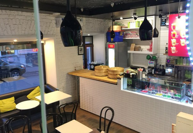 На Маросейке открылось кафе c паровыми булочками «Пян-сё». Изображение № 1.