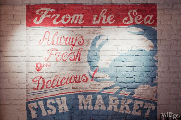 Boston Seafood & Bar. Изображение № 15.