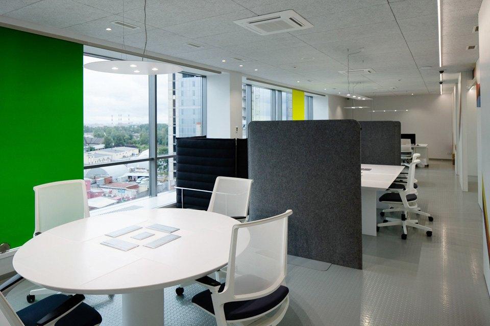 Офис IridatoGroup стеррасой. Изображение № 8.