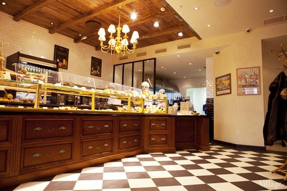 Новое место: кафе и пекарня Paul. Изображение № 13.