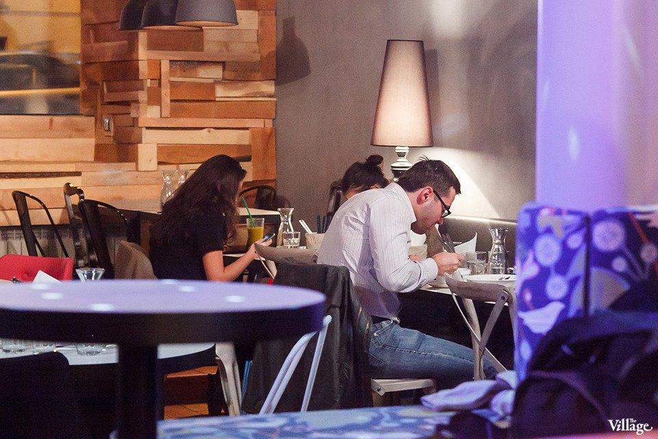 От заката до рассвета: 24 места, где можно поесть ночью в Петербурге. Изображение № 17.