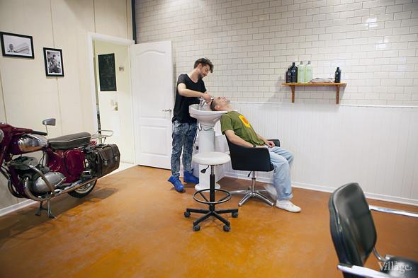 Новое место: Мужская парикмахерская Chop-Chop. Изображение № 9.