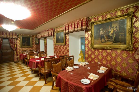 Новое место (Киев): Ресторан «Антверпен». Изображение № 14.