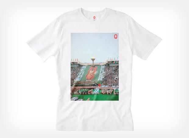 Heart of Moscow посвятил коллекцию сувениров Олимпиаде-80. Изображение № 8.