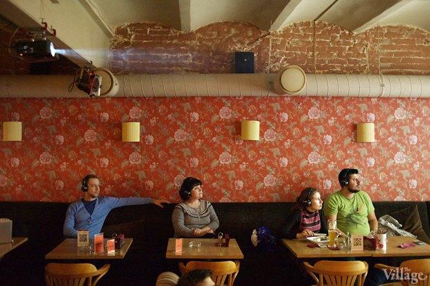 Фоторепортаж: «Сайлент бар» в кафе «Цурцум». Изображение № 4.