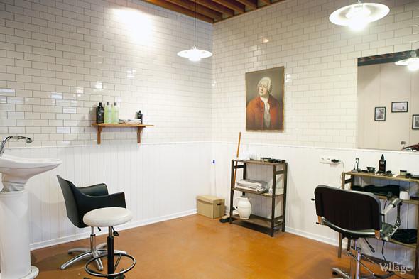 Новое место: Мужская парикмахерская Chop-Chop. Изображение № 1.