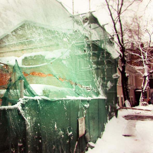 В зоне риска: Усадьба Одоевских на Петровке. Изображение № 5.
