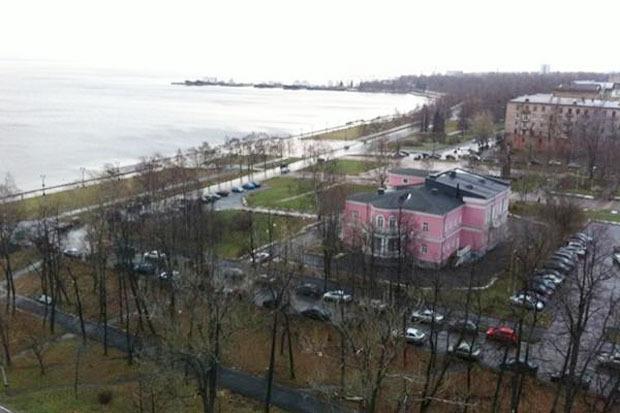 Петрозаводск в ноябре. Изображение № 3.