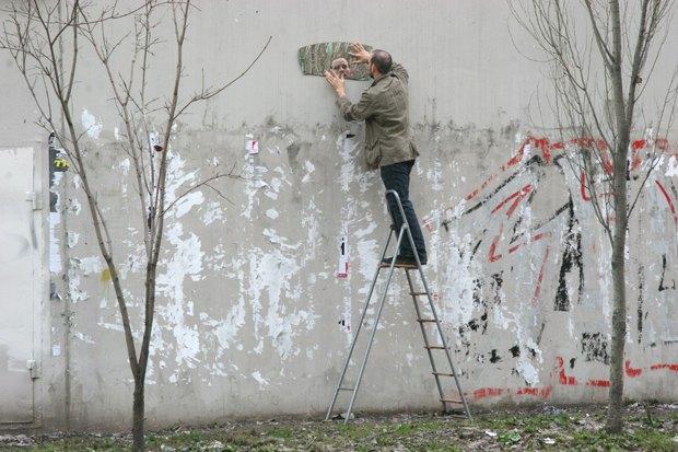 Кто украшает Москву зеркальными рыбами . Изображение № 5.