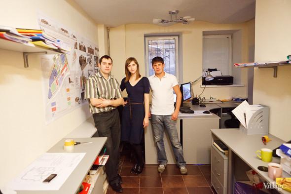 Дом творчества юных: 8 молодых архитектурных студий. Изображение № 1.