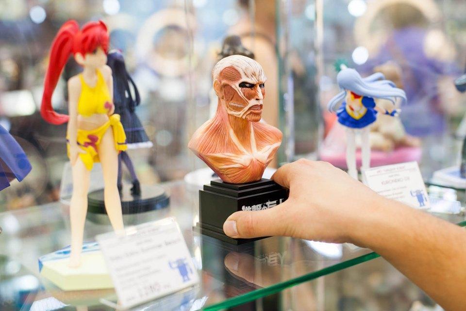 Как два друга-япониста открыли магазин для поклонников аниме. Изображение № 7.