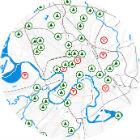 Новости парков: Артхаус в саду Баумана, велопарковки в «Кузьминках» и Wi-Fi почти везде. Изображение №17.