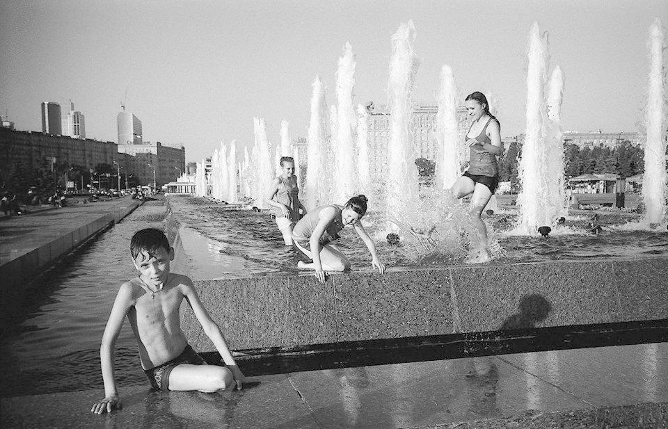 Камера наблюдения: Москва глазами Натальи Колесниковой. Изображение № 6.