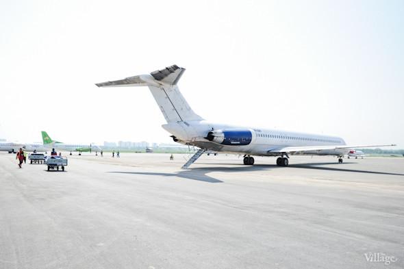 Фоторепортаж: Новый терминал аэропорта Киев — за день до открытия. Зображення № 32.