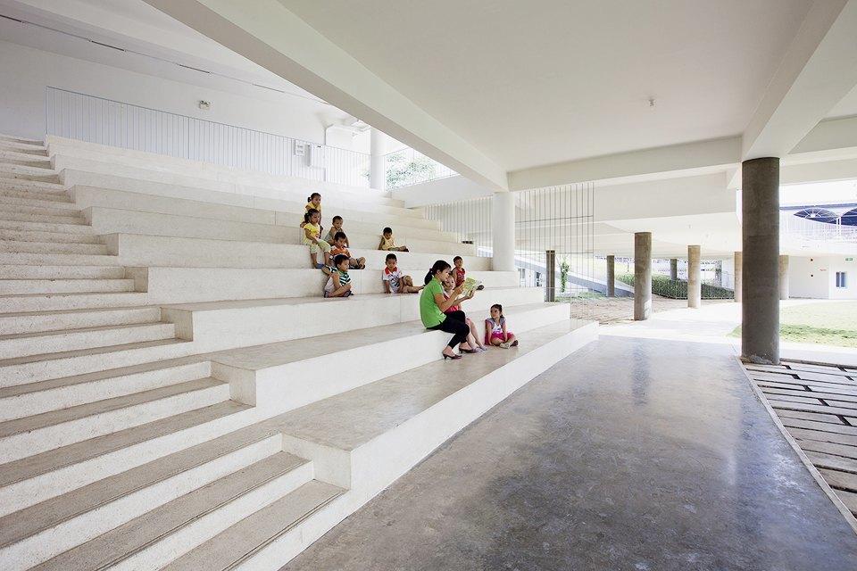Почему детский сад для бедных семей— прообраз архитектуры будущего. Изображение № 6.