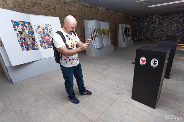 В Киеве открылась выставка Эдика Катыхина «Зеркало души». Зображення № 7.