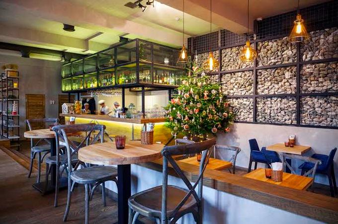 В Москве открылось второе кафе «Хачапурия». Изображение № 1.