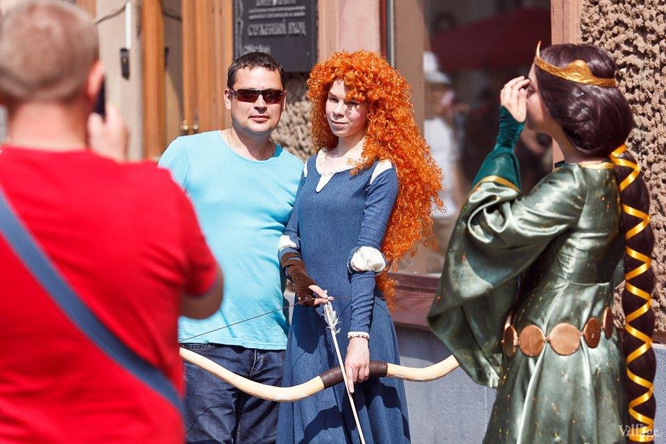 Люди в городе: Участники «Гик-парада» в Петербурге. Изображение № 9.