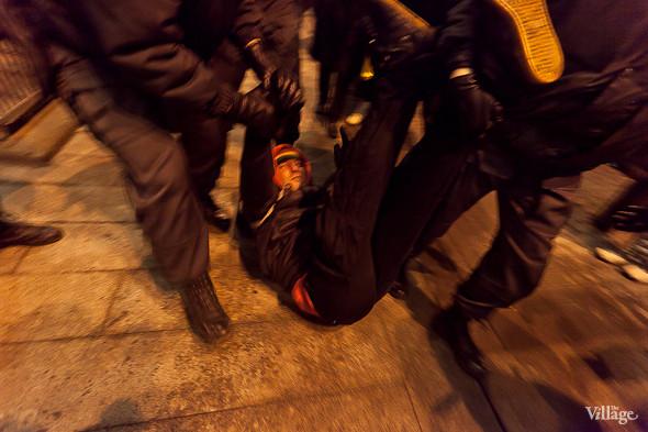 Фоторепортаж: Митинг 5 марта на Исаакиевской площади. Изображение № 36.
