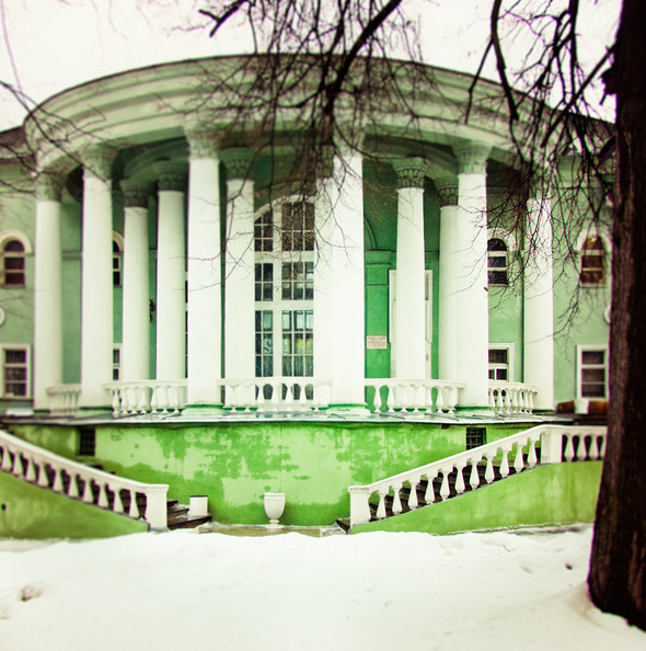 В зоне риска: Зелёный театр на ВВЦ. Изображение № 17.