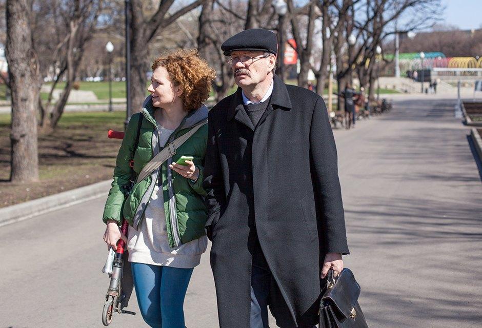 Что наши родители думают оновых местах иизменениях вМоскве. Изображение № 2.