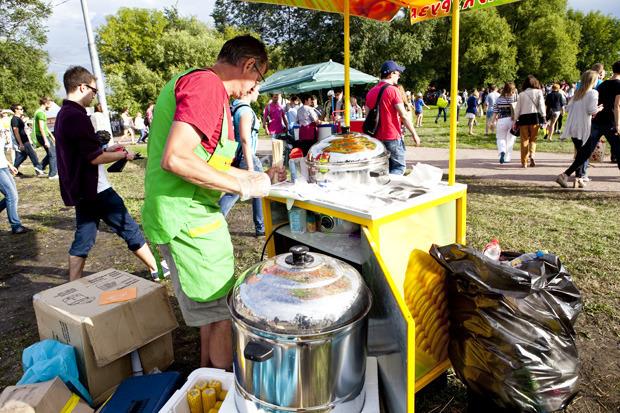Полевая кухня: Уличная еда на примере Пикника «Афиши». Изображение № 59.