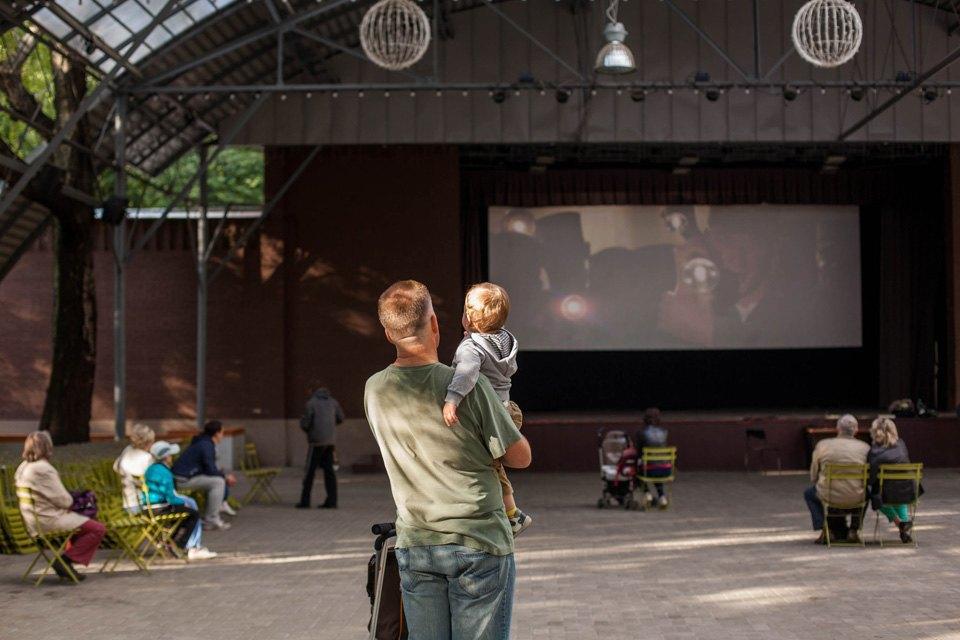 12 кинотеатров под открытым небом вМоскве. Изображение № 11.