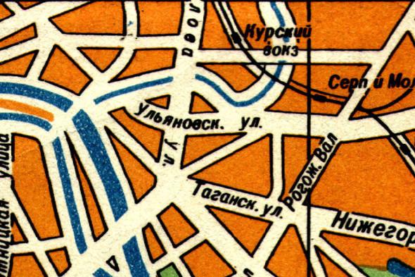 Николоямская улица с 1919 года называлась Ульяновской.. Изображение № 16.