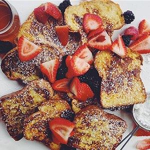 Пищевая плёнка: 41 красивый Instagram седой. Изображение № 68.
