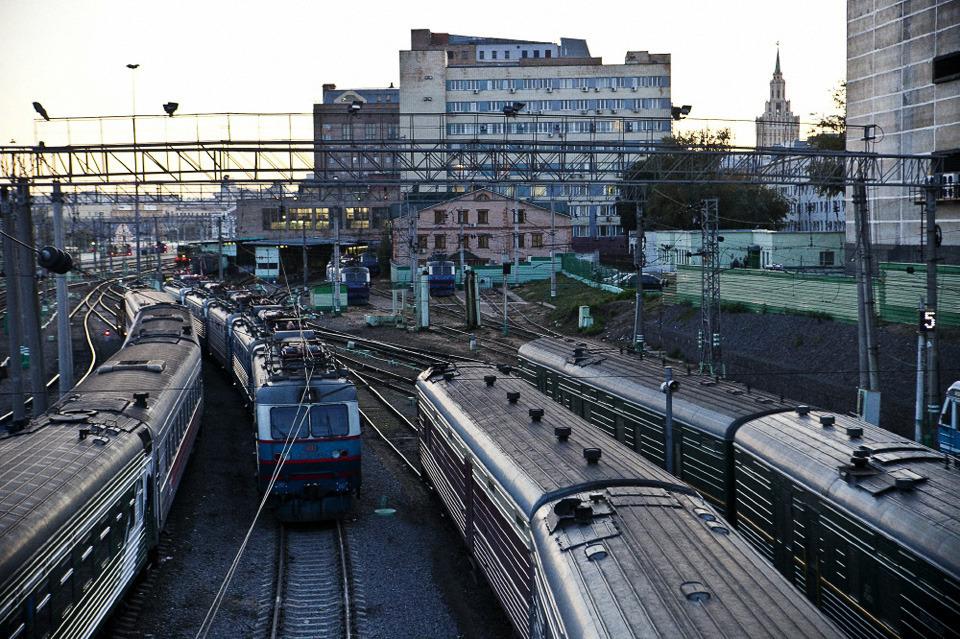 Камера наблюдения: Москва глазами Марка Боярского. Изображение №10.