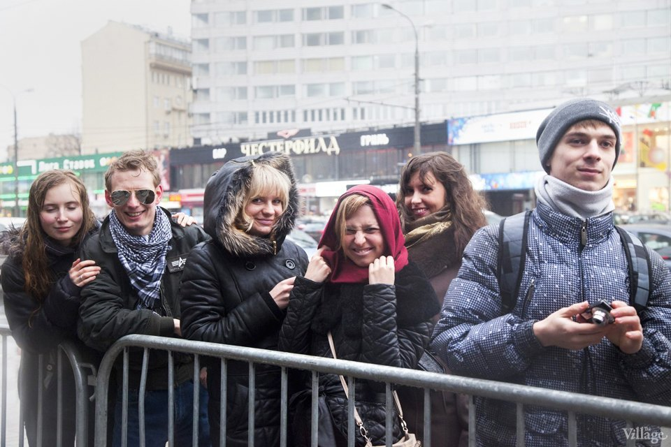 Люди в городе: Фанатки Тома Круза. Изображение № 16.