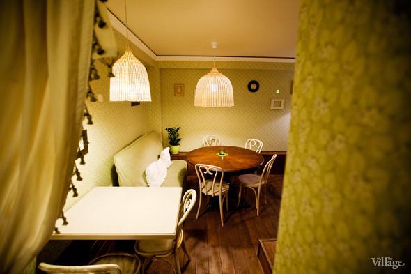 Новое место: Вегетарианское кафе «Прекрасная зелёная». Изображение № 23.