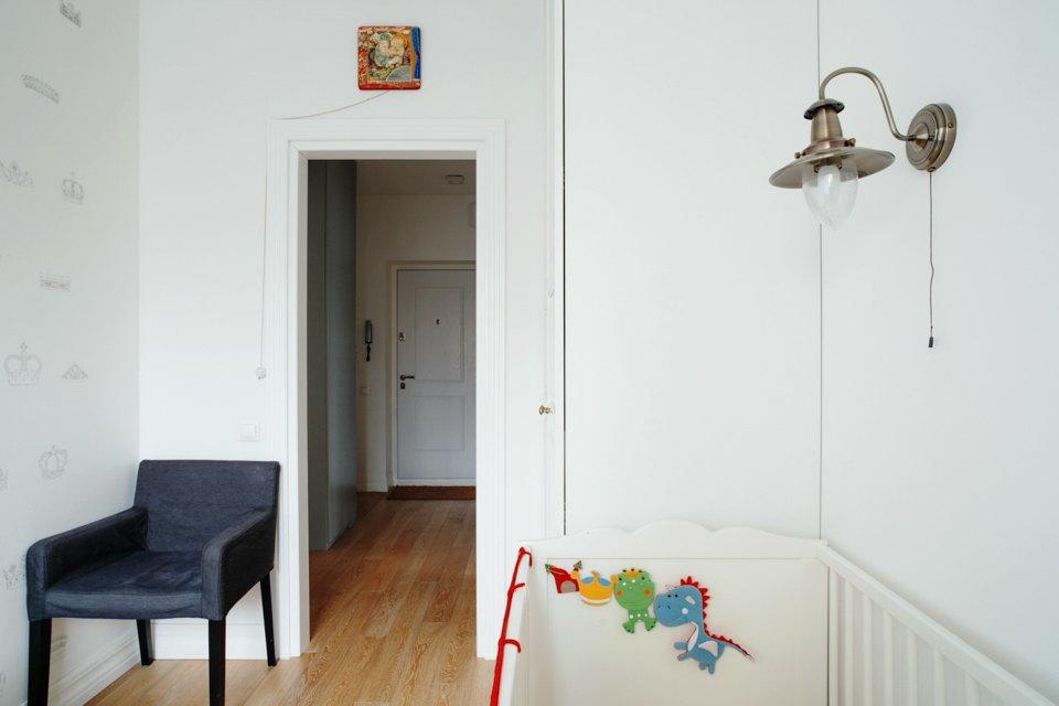 Трёхкомнатная квартира вГагаринском переулке. Изображение № 16.