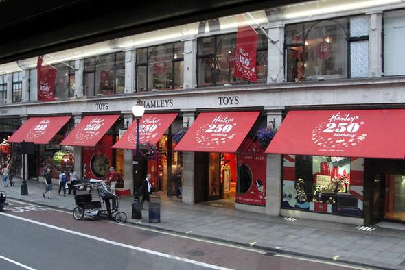 В Москве откроют магазин игрушек Hamleys. Изображение № 4.