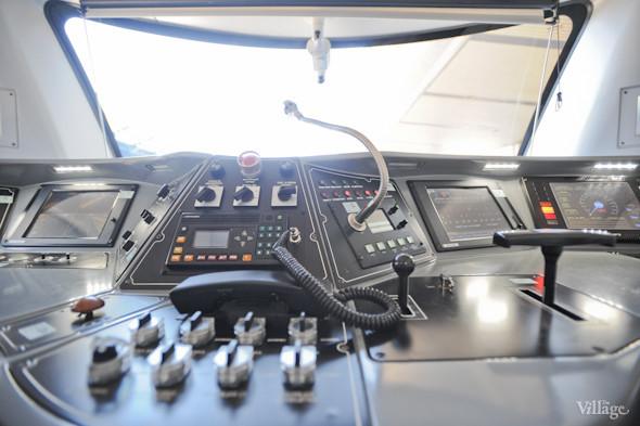 Фоторепортаж: Поезд Hyundai готовится к первому рейсу. Зображення № 16.