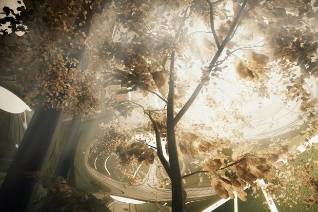 Идеи для города: Подземный парк в Нью-Йорке. Изображение № 6.