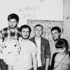 События недели: Лайвы Mujuice и Motorama, Уорхол и Пикассо на «Худграфе», «Новое австрийское кино». Изображение № 1.