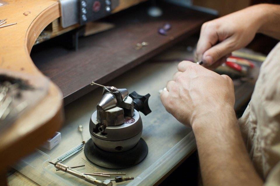 Как делают ювелирные украшения. Изображение № 15.