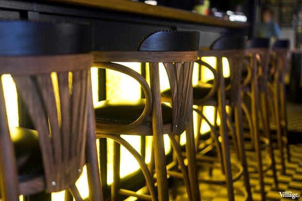 Новое место (Петербург): Ресторан-бар Solnce. Изображение № 5.