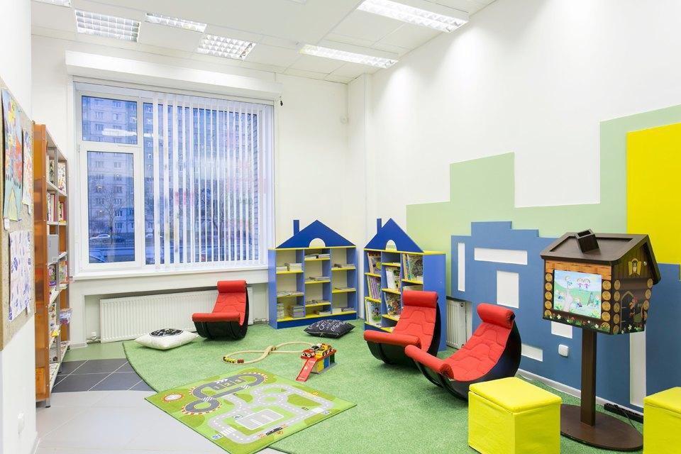 Как устроена детская библиотека нового типа. Изображение № 17.