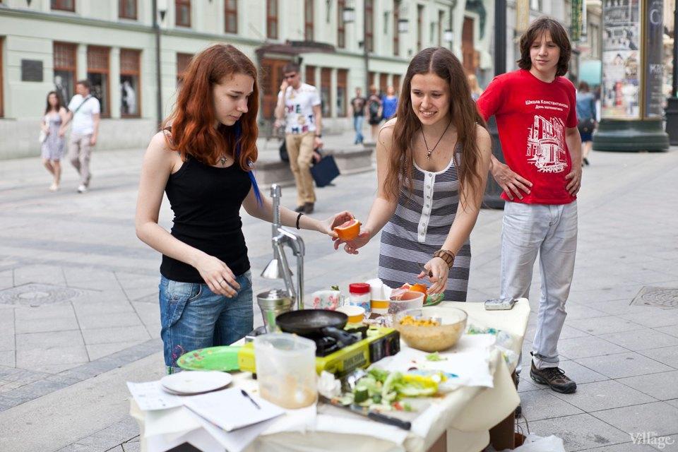 Жующие вместе: «Ресторанный день» в Москве. Изображение № 2.