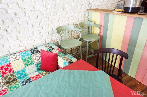 Новое место: Второе вегетарианское кафе «Рада и К». Изображение № 9.